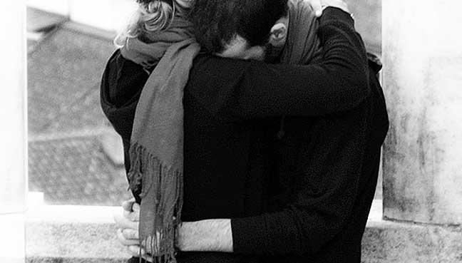 man-hugs-woman
